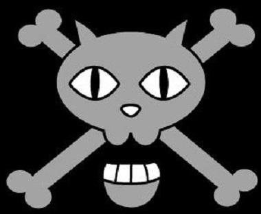 【ワンピース】どれが好き?各海賊団の海賊旗を徹底比較!